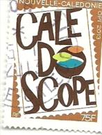 Nouveauté  :calédoscope    Promotion - Oblitérés