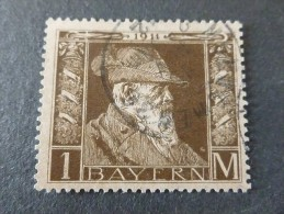 Bayern 1911 Mi Nr 86II Used - Bavière