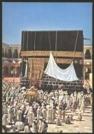 SAUDI ARABIA HOLY KAABA POSTCARD - Saoedi-Arabië