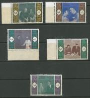 05 Yemen Arab Republic 1971 MNH Stamps - In Memory Of President Nasser, Egypt. Ghadafi, Negru, Etc ... - Yemen