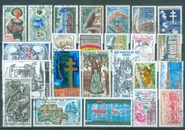 FRANCE - Sélection Nr 840 - Gestempeld/oblitéré - Sammlungen