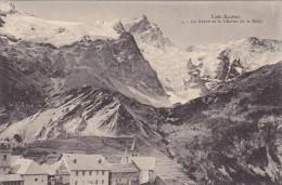 Cp , 05 , LA GRAVE Et La Chaîne De La Meije - Unclassified