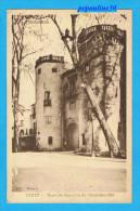 CÉRET (Pyrénées Orientales) TOUR DE L´ENCEINTE DE L´ANCIENNE VILLE. - 1930 - - Ceret