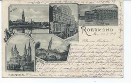 2002.  Roermond  Litho 1899 - Roermond