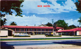 Rice Motel - Marysville, California - Santa Ana