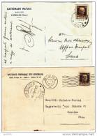 Imperiale  Molino Torrenieri Siena Cascina Pisa - 1900-44 Vittorio Emanuele III