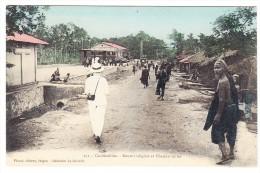Cochonchine -  Route Indigène Et Chemin De Fer - Viêt-Nam