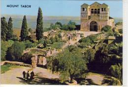 ISRAEL, MOUNT TABOR - Basilica Of Transfiguration - Israel