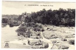 Cochonchine - Les Rapides De Trian - Viêt-Nam