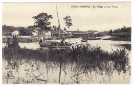 Cochonchine - Le Village De Lai-Thieu - Viêt-Nam