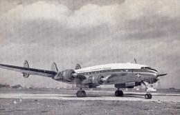 Un Constellation De La Cgta Air Algerie - 1946-....: Moderne