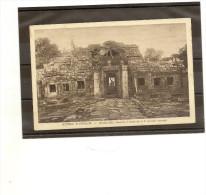 Cambodge - Ruines D´Angkor - Banféal-Kdei , Pavillon De La 2eme Enciente Orientale NADAL N° 179 - - Cambogia