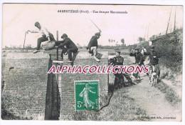 59 - ARMENTIERES : UNE ATTAQUE MOUVEMENTEE. - Armentieres