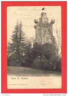 Mont St Guibert - Ancienne Tour Dans Le Parc Du Château De Bierbais - Nels Série 79 N° 8 - 2 Scans - Mont-Saint-Guibert