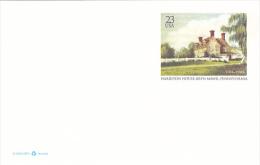 United States 2004 Harriton House Prepaid Postcard Unused - Postal Stationery