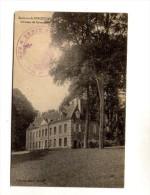 Cp , 27 , Environs De SERQUIGNY , Château De Courcelles , Vierge - Other Municipalities