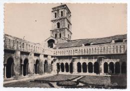 Cpsm 13 - Arles - Eglise Saint Trophime - Le Cloître, XIIe Et XIIIe Siècles - La Provence - Arles