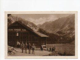 Vysoké Tatry Hohe  Tatra Popradské Pleso - Slovaquie
