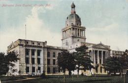 Nebraska State Capitol, LINCOLN, Nebraska, PU-1910 - Lincoln