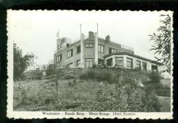 Westoutre - Westouter  :  Hôtel Kosmos - Heuvelland