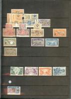 Saint-Pierre & Miquelon 1909/2008 Neufs Et Oblitérés - Collections, Lots & Séries