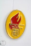 Baden Württemberg Fire Department - Fireman/ Firefighter - Pin Badge #PLS - Bomberos