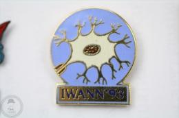 International Workshop On Artificial Neural Networks - IWANN ´93  - Pin Badge #PLS - Medical