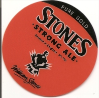 P-BIRRA STONES-STRONG ALE-ADESIVO DA SPILLATRICE - Signs