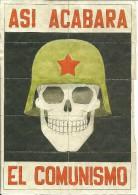 398-*SPAIN CIVIL WAR*10 UNCUT COUPONS*GUERRA CIVIL ESPA�OLA*COMPETA, MALAGA 1943*NACIONALISTA*