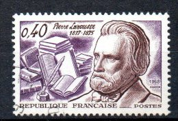 FRANCE. N°1560 Oblitéré De 1968. Grammairien Larousse. - Altri