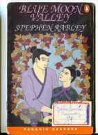 """""""BLUE MOON VALLEY"""" BY STEPHEN RABLEY- EDIT. PENGUIN READERS-YEAR 1991-PAG.16-  GECKO. - Enfants"""