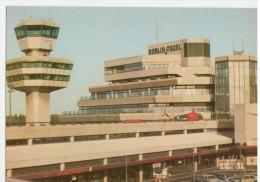 Berlin - Flughafen Tegel Airport Aeroport Aeroporto Luchthaven - Allemagne