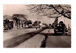 Tchad , Fort-Lamy , Rue Edouard Renard