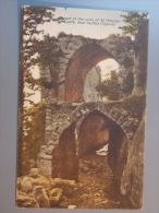 CPA - Old Postcard CYPRUS-CHYPRE Castle Near Kyrinia Ruins St Hilarion - Chypre