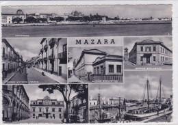 CARD MAZARA VEDUTINE   (TRAPANI) -FG-V-2-0882-21207 - Mazara Del Vallo