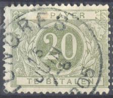 4Gv-932 : N° TX6: E11: TONGRES - Stamps