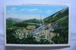 Kellogg - Sullivan Mining Company's Electrolytic Zinc Plant, - Etats-Unis
