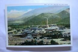 Kellogg - B. H. & S. Smelter, Idaho - Etats-Unis