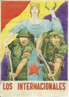 420-*SPAIN CIVIL WAR*10 VOUCHERS FOR MONEY*GUERRA CIVIL ESPA�OLA*ESTEPONA, M�LAGA*LOS INTERNACIONALES*