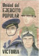 422-*SPAIN CIVIL WAR*10 VOUCHERS FOR MONEY*GUERRA CIVIL ESPA�OLA*TALAVERILLA, C�CERES 1937*EJERCITO POPULAR*
