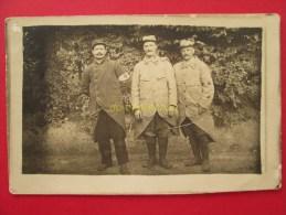CPA Soldats 241e Régiment Infanterie Carte Photo Secteur Postal 72 1914 1915 WW1 - War 1914-18