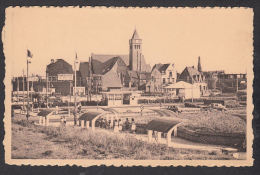 36306/ BREDENE, De Kerk, 2 Scans - Bredene