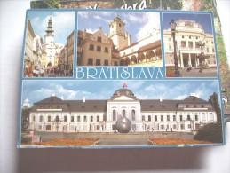 Slowakije Slowakei Bratislava - Slowakije