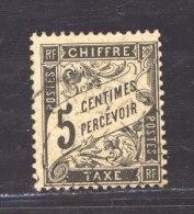 CLX 2353 :  France  -  Taxes  -  YV  14  (o) - 1859-1955 Used