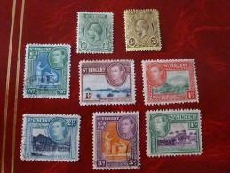 St. Vincent 1913 & 1938 Selection Used - St.Vincent (...-1979)