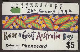 Telecom Australia $5 - Australië