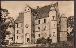 Insel Rügen - Schloss Spyker Bei Glowe - Bobbin - (Sehe Fahrrad An Die Treppe, See The Bicycle At The Entrance) - Rügen