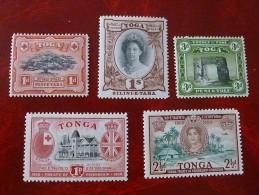 Tonga Selection MH * - Tonga (...-1970)