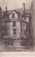 PC Edinburgh - House In Which John Know Died - Drawing - 1913 (7388) - Midlothian/ Edinburgh