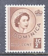 DOMINICA  142   * - Dominica (...-1978)